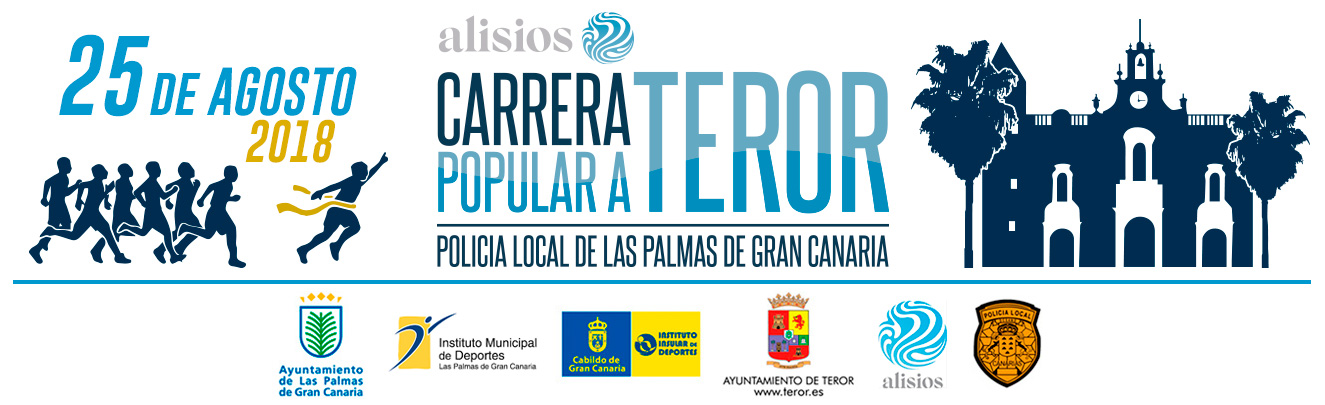 Carrera Popular a Teror logo